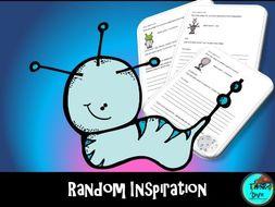 Creative Thinking - Random Inspiration