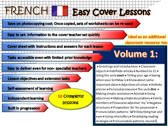 French Lessons Pdf
