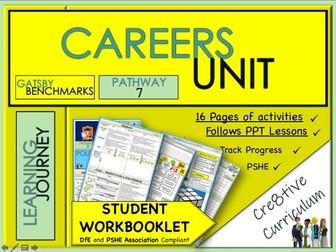 Careers Education Sample KS3 Work Book