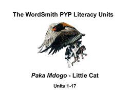 The WordSmith PYP Literacy Units (1-17)