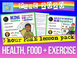 Health, Food and Exercise PSHE