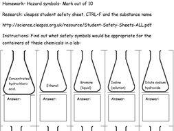 Year 7 homework help science
