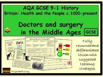 Doctors and surgery in the Middle Ages