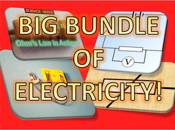 BIG BUNDLE OF ELECTRICITY!