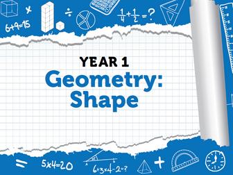 Year 1 - Week 9 - Geometry - Shape