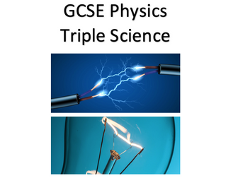 GCSE 9-1 AQA Required Practicals Handbook for Physics (Triple Science)