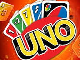 Maths Game Uno