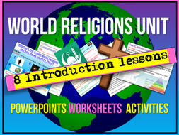 World Religions and Belief UNIT
