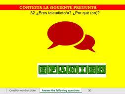 GCSE (9-1) Spanish Speaking - Conversation Part