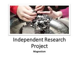 Independent Research Project - magnetism - differentiation tool - recently improved