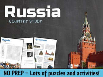Russia (country study)
