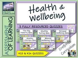 Health + Wellbeing PSHE