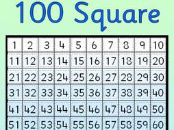 100 Square Bundle!