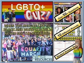 LGBT Quiz - Mental Health
