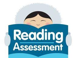 Assessing Reading - Reading Assessments!