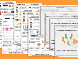 Year 1/2 Mixed Age Spring Block 1 Step 4 Lesson Pack