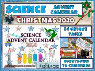 Advent Calendar Science