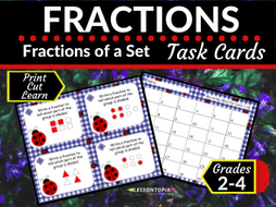 Finding Fractions of a Set