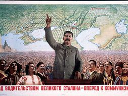 Stalin's rise and the 5 year plans
