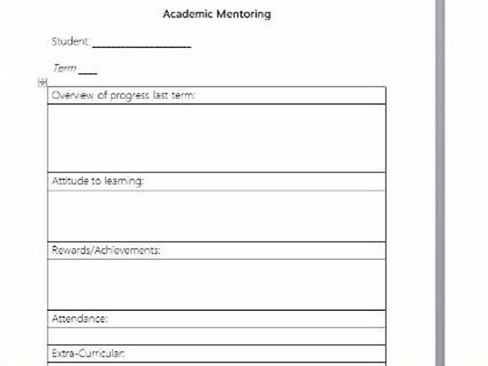 Worksheet to help middle school and high school students develop ...