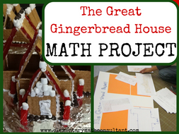 Math Project: The Great Gingerbread House