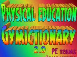 PE Gymictionary 2