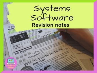 Systems Software Revision