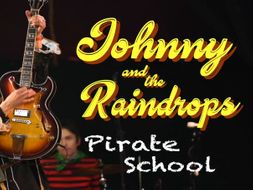 'Pirate school'. Lively song with actions. Live video. Watch the band!