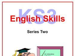 KS3 English Skills Series Two Resource Pack