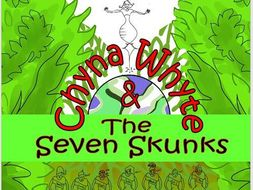Chyna Whyte and The Seven Skunks