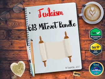 Judaism- Judaism 613 Mitzvot