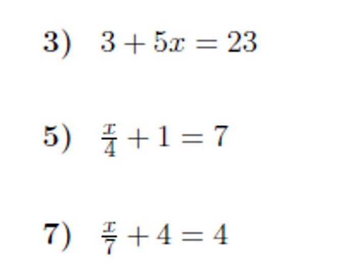 2 3 solving multi step equations worksheet answers – streamclean.info