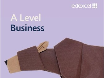 A Level Business PED Lesson