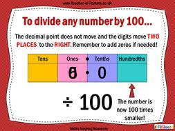Dividing-One-and-Two-Digit-Numbers-by-100---Year-4.ppt