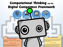 Computational Thinking Poster: Computational Thinking and the Digital Competence Framework