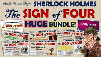 The Sign of Four Huge Bundle!