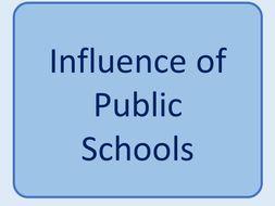 19th Century Public Schools