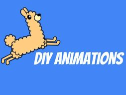 """Make Your Own Animation"" - Google Slides Lessons for Computer Library"