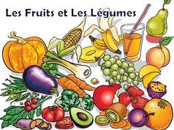 Ile kosztują owoce i warzywa we Francji? - nagłówek - Francuski przy kawie