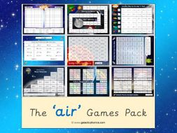 The 'air' Phonics Games Pack (Phase 3)