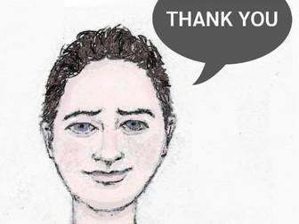 Gratitude Worksheet (US)
