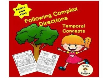 Temporal Conditions-Following Complex Directions