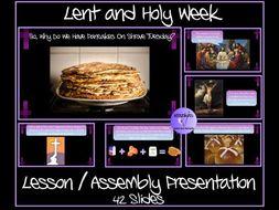 Lent Presentation