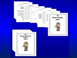 KS2 Reading for Inference Booklet 6