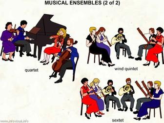 Eduqas GCSE Music - Music for Ensemble