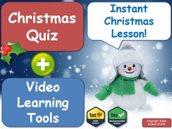 the biology christmas quiz christmas video learning pack instant christmas lesson by godwin86 teaching resources tes