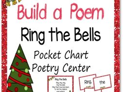 Build a Poem - Ring the Bells - Christmas Poem for Kids