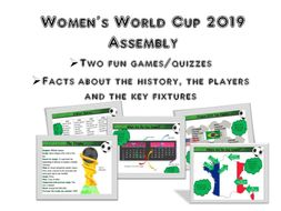 Women's World Cup 2019 Assembly Updated