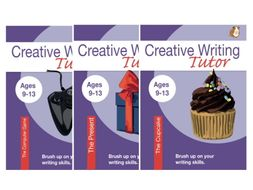 Creative Writing Tutor (Bundle 3)