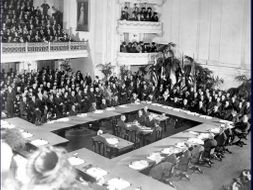 How WW1 Ended: Model Paris Peace Conference of 1919